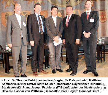Kupata bei der KDO und Netzdialog Bayern