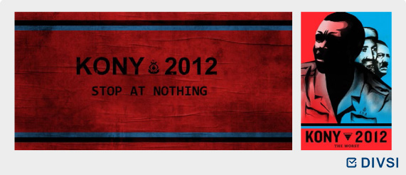 "Online Kampagne ""Kony 2012"" des NGO Invisible Children"