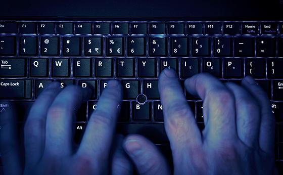 Internet-Kriminalität – für alle eine Herausforderung