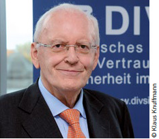 DIVSI-Schirmherr: Roman Herzog