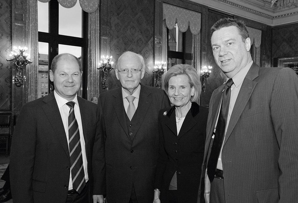 Übernahme der DIVSI-Schirmherrschaft durch Roman Herzog