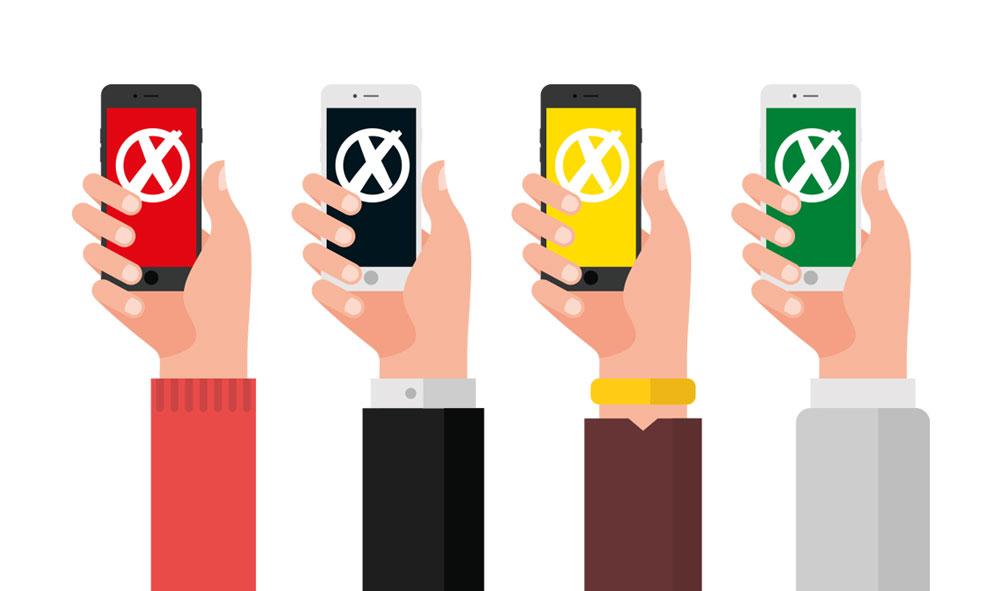 Wählen gehen. Gibt es dafür auch schon eine App?
