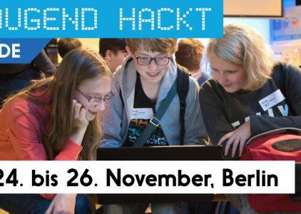 Jugend hackt Berlin