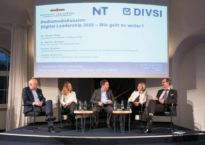 """Digital Leadership"" revisited"
